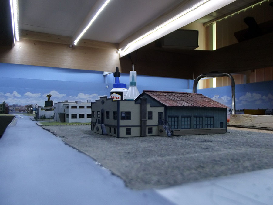 N Scale Architect Rode A Way Transfer Company